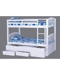 Bunk Bed With Trundle And Drawers Find The Best Deals On Cameron Bunk Bed With