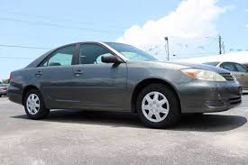 used 2002 toyota camry for sale carsforsale com