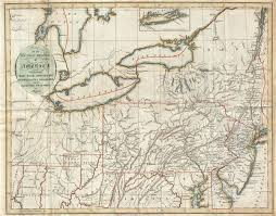 us map middle states map of the middle states of america comprehends new york new