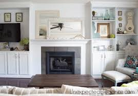 Built In Bookshelves Around Fireplace by My U201cbig Finish U201d Living Rooms Spaces And Room