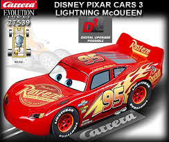 Disney Cars Armchair Carrera 27539 Disney Pixar Cars 3 Lightning Mcqueen 95 27539
