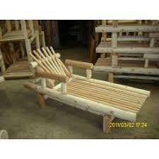 Rustic Chaise Lounge Chaise Loungers Furniture Barn Usa