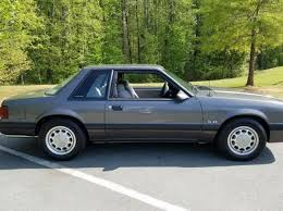 1990 mustang coupe for sale 1990 mustang coupe lx ssp package fox for sale photos