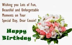 Happy Birthday Wishes For A Cousin Birthday Wishes For Cousin Sister Happy Birthday Girl Cousin