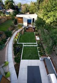 Small Narrow Backyard Ideas Narrow Yard Landscape Design Ideas Landscaping Ideas