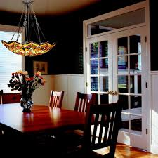 Glass Chandeliers For Dining Room Stained Glass Light Fixtures Dining Room Bathroomstall Org