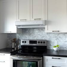 Kitchen Tiled Splashback Ideas Kitchen Decorating Travertine Tile Kitchen Splashback Ideas