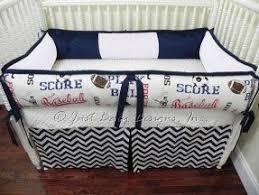 Sport Crib Bedding Baseball Nursery Bedding Thenurseries