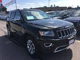 2014 blue jeep grand cherokee used 2014 jeep grand cherokee 4wd 3 6l v6 8 speed auto bluetooth