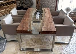 design tischle designtisch mit kunstvoller glasplatte der tischonkel