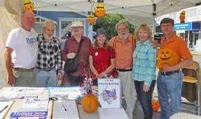 Half Moon Bay Pumpkin Festival by Successful Voter Registration Efforts At The Pumpkin Festival