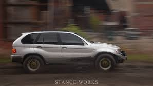 custom bmw x5 purpose built for fun tyler coey u0027s bmw x5 stanceworks com