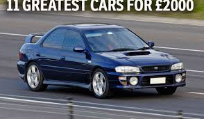 the 11 greatest cars you can buy for 2000