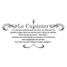 la cuisine citation stickers citation