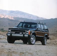 jeep wagoneer lifted 1990 jeep wagoneer information and photos zombiedrive
