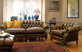 Mid Century Modern Style Sofa by Decorations Chesterfield Sofa Design With Tufted Leather For
