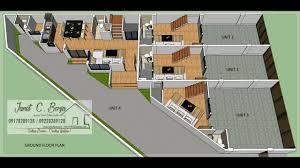 g soriano residences san juan manila 3 storey townhouse pre