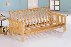 size futon solid wood size futon frame capricornradio