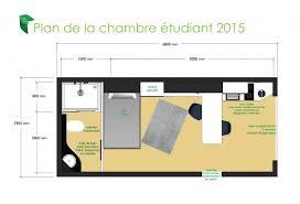 plan de chambre plan au sol chambre étudiant studio de jardin my garden loft