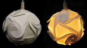 diy paper lampshade cyclone learn how to make a paper lamp