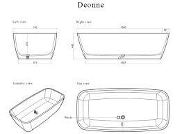 Bathtub Sizes Standard Bathroom Measurements Master Bathroom Ideas 64030 Standard Bathtub