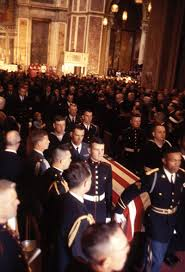 Jfk S Son The Flag That Hung Over John F Kennedy U0027s Casket Available For Auction