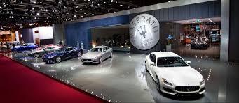 maserati modena paris motor show u2013 maserati upgrade the ghibli and redesign the