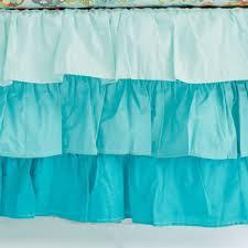 crib skirt white crib skirt ruffled crib skirt