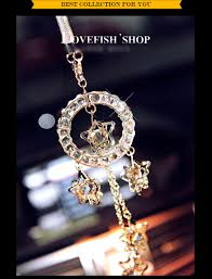 car rearview mirror hanging charm dangling pendant