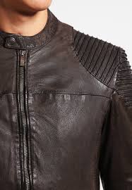 biker jacket sale goosecraft biker 904 black goosecraft men jackets leather jacket