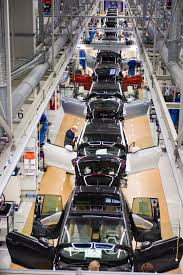 bmw factory assembly line nafta and other trade deals have not gutted american manufacturing