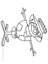 halloween pumpkin carving coloring page free printable small