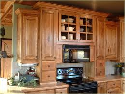Microwave Inside Cabinet Design Fascinating Standalone Pantry With Attractive Cupboards