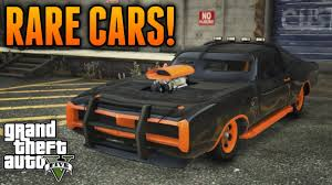 rarest cars 25 coolest car locations gta 5 you never seen before coolest car