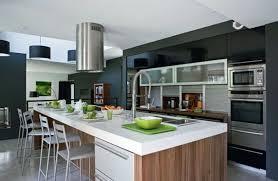 cuisine ouverte moderne cuisine moderne ouverte sur salon collection et chambre enfant