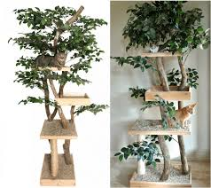 breathtaking realistic cat trees 71 for best design interior with