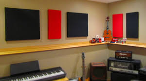 diy acoustic treatment panels on the cheap without insulation