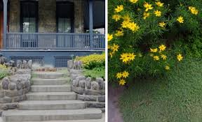 Front Yard Retaining Walls Landscaping Ideas - lawn begone 7 ideas for front garden landscapes gardenista
