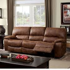 Brown Leather Recliner Sofas Amazing Best 25 Leather Reclining Sofa Ideas On Pinterest