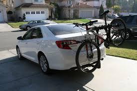lexus gs bike rack recommend a good car bike rack anandtech forums