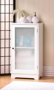Linen Cabinet Doors Interior Linen Cabinet Corner Bathroom Storage Slim