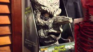 spirit halloween coupon in store spirit halloween 2013 small in store purchase talking tree face