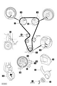 to replace timing belt on peugeot 307 1 4i 2005 2007