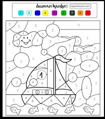 66 dessins de coloriage magique à imprimer sur laguerche com page 7