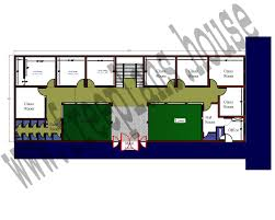 120 48 feet 535 square meter plan