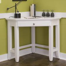 Small Entry Table by Corner Desk Home Styles 5530 17 Naples Corner Desk White Atg