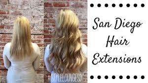 hair extensions styles san diego hair extensions style lounge salon