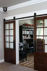 Barn Doors Houston Office Design Office Interior Doors Interior Office Door With