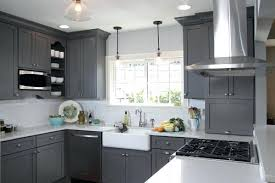 Color Of Kitchen Cabinet Gray Kitchen Cabinets Gray Kitchen Cabinets Kitchen