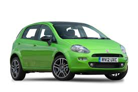 fiat punto hatchback review carbuyer
